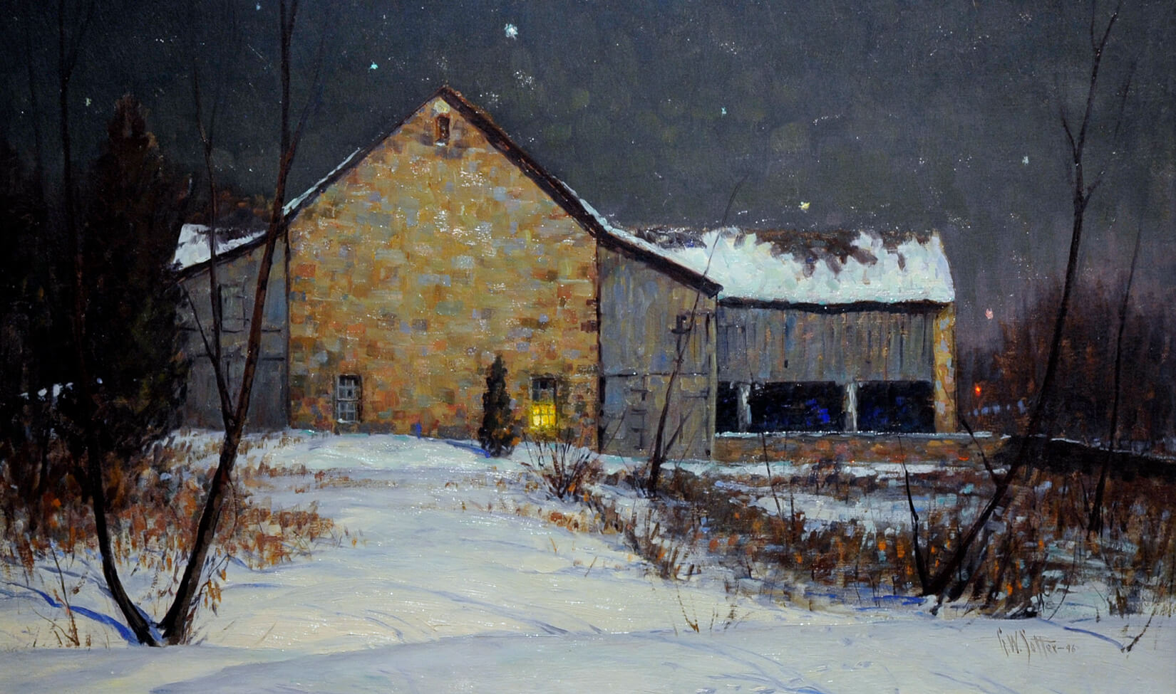 George Sotter - American Impressionism
